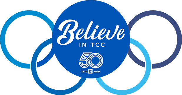 Believe in TCC. 1970-2020