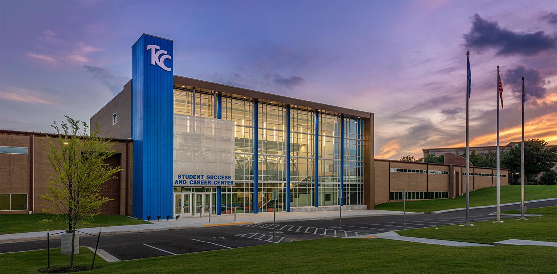 Tulsa Community College Southeast Campus Student Success Center